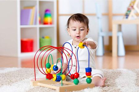 بهترین اساب بازی برای کودکان زیر 1 سال